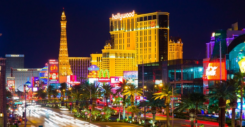 Tripps Travel Network Reviews a Vacation in Las Vegas