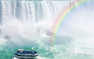 Tripps Travel Network Review The Sheer Beauty Of The Niagara Falls